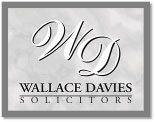 Wallace Davies Solicitors Logo